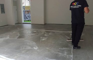 Epoxy Floor Thickness
