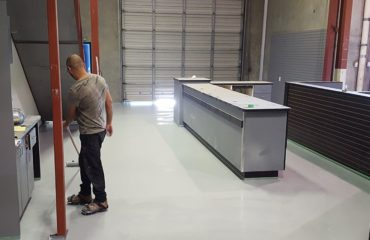 Surface Preparation in Epoxy Flooring