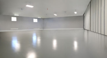 Self-leveling Epoxy Flooring