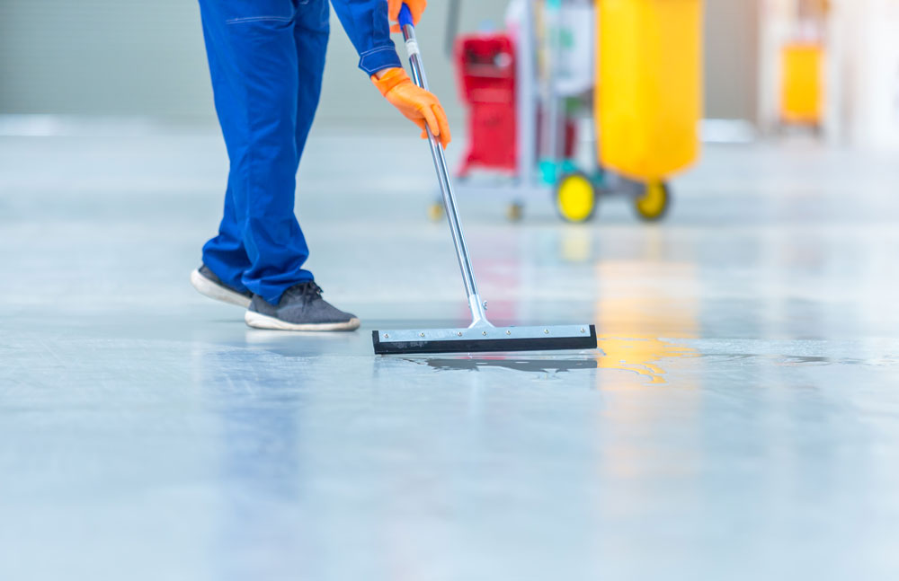 benefit of epoxy flooring