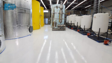 Epoxy Floor Coatings for Factories