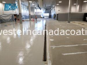 epoxy flooring for automotive industries