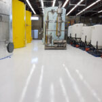 epoxy flooring for industrial spaces
