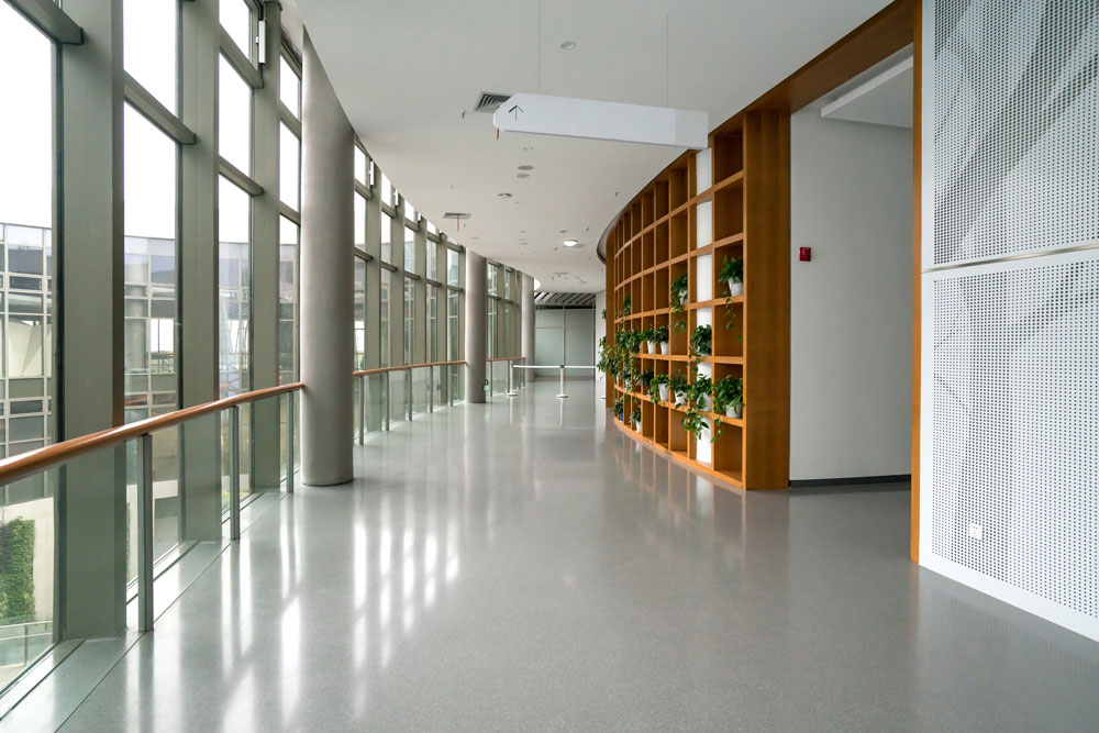 Commercial FLOORING